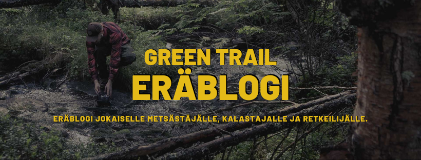 Eräblogi Green Trail
