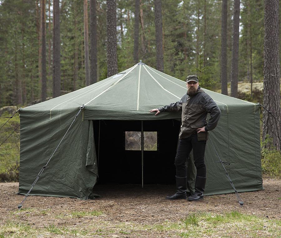 Mikä on koukku ylös Camping
