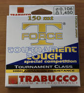 Trabucco T Force Tournament Tough, kirkas, 150 m -  - 8054393016652 - 1