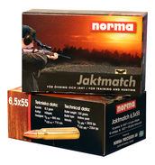 Norma Jaktmatch .308win 9,7g 50kpl -  - 7393923176222 - 1