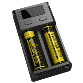 Nitecore Intellicharger I2 Laturi -  - 6952506491384 - 2