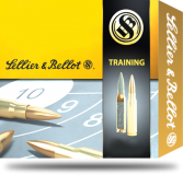 Sellier & Bellot FMJ 8,0g .308Win 50kpl -  - 8590690340804 - 2