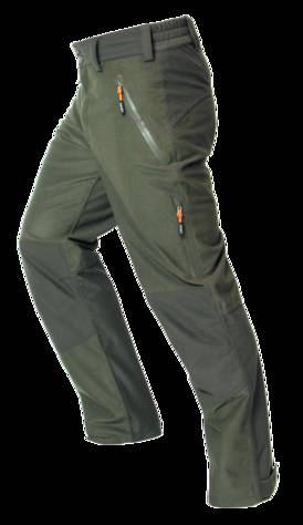 Deerhunter Muflon Light Kalvolliset Housut Green Trail Oy